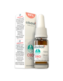 Huile de Massage Citron & Cannabidiol (CBD) 500mL
